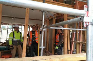 新西兰建筑工,可携带家属